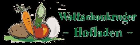 Wattschaukruger Hofladen logo